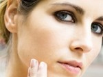 Woman wondering how to prevent wrinkles