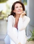 Woman wondering how to optimize cosmetic surgery results